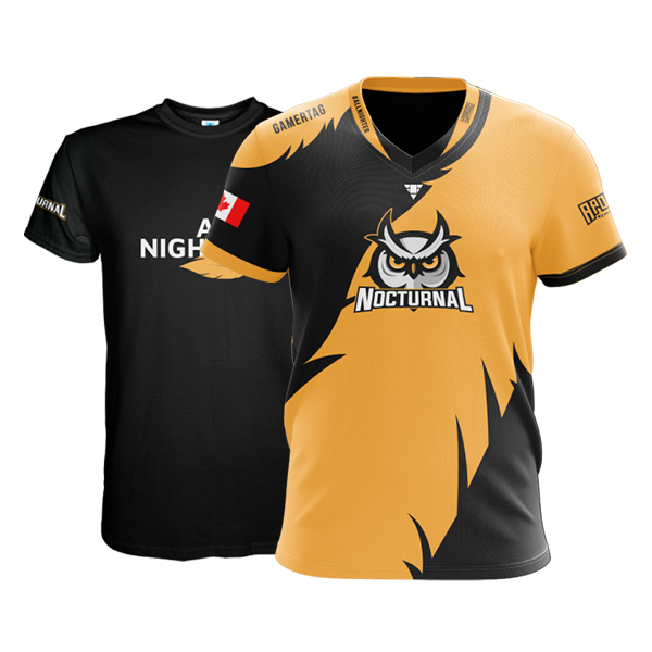 Nocturnal's official apparel